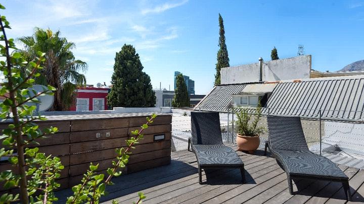 De Waterkant Akkommodasie by Rooftop Villa in Trendy Neighbourhood | LekkeSlaap