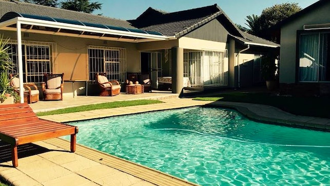 at Blessed Toes Self-catering | TravelGround