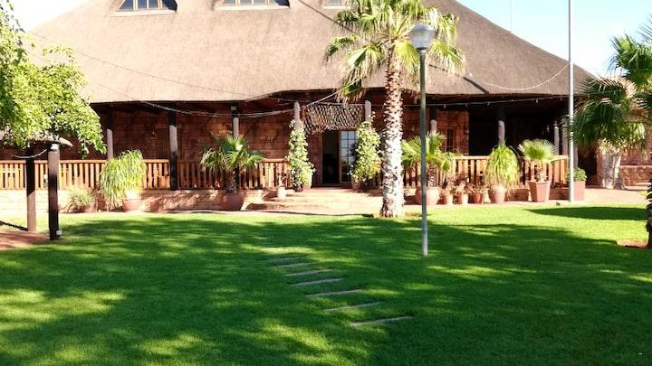 Kimberley Accommodation at Kalahari Lodge | TravelGround
