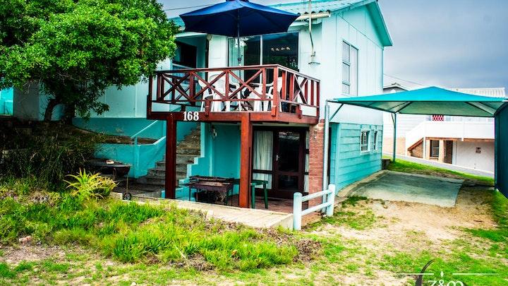 Hartenbos Accommodation at Majuba Huisie | TravelGround