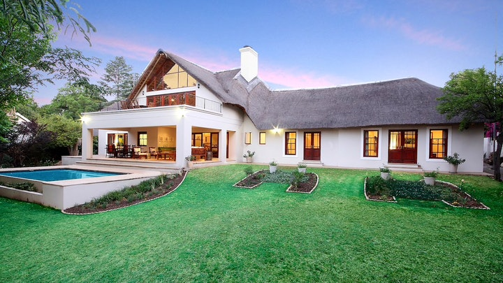 Sandton Accommodation at GraceView Manor   TravelGround