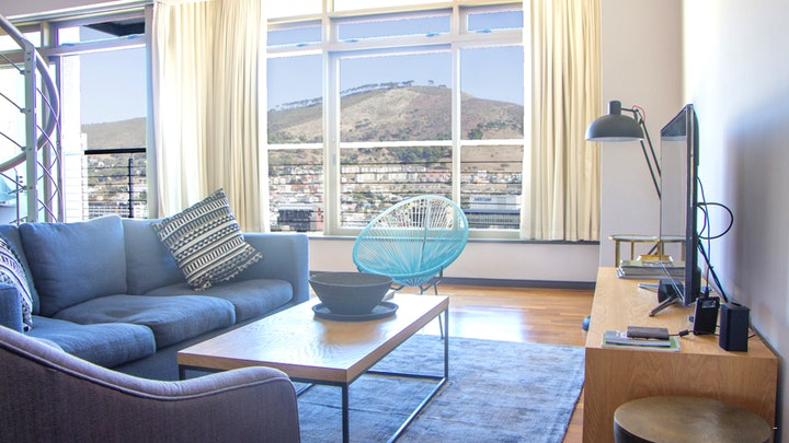 Cape Town CBD Accommodation at Stefano's 2 Bed Penthouse | TravelGround