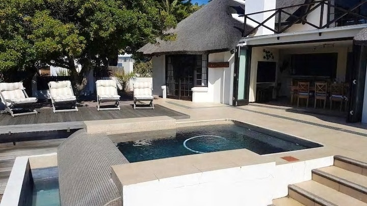 St Francis Bay Accommodation at Spacious Thatch on Canals | TravelGround