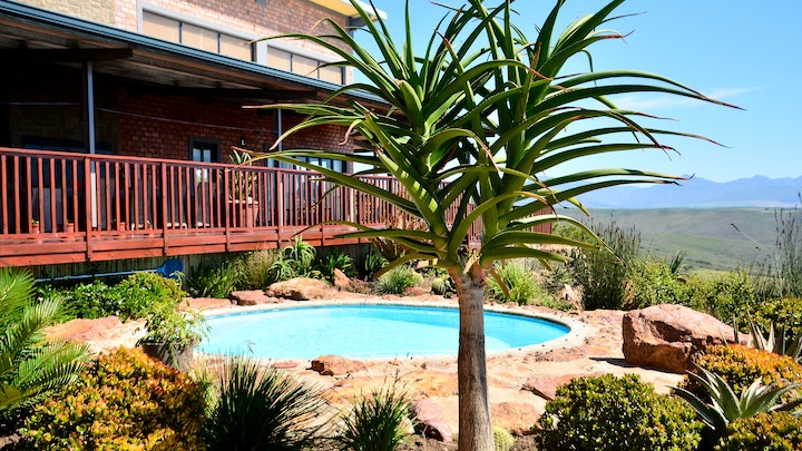 Garden Route Accommodation at Wolwedans Game Farm   TravelGround