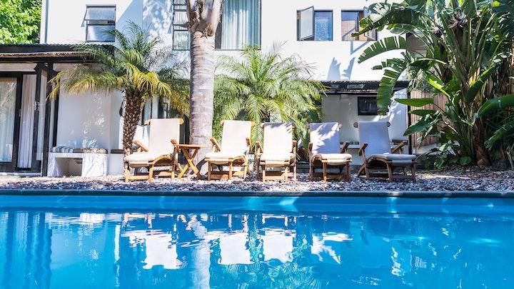 Three Anchor Bay Accommodation at Antrim Villa Guest House | TravelGround