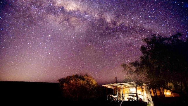 at Snyderskloof Karoo Cottage   TravelGround