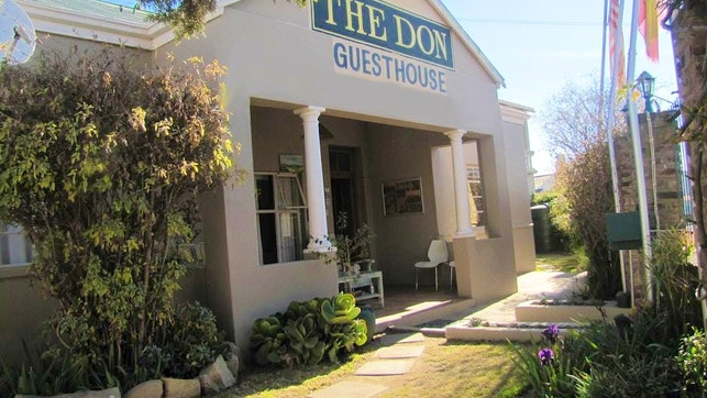 by The Don Guesthouse | LekkeSlaap