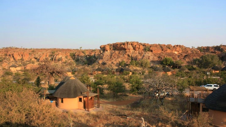 at SANParks Leokwe Rest Camp | TravelGround