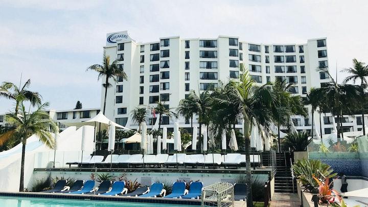 Umhlanga Accommodation at Breakers Resort Apartment 420 | TravelGround