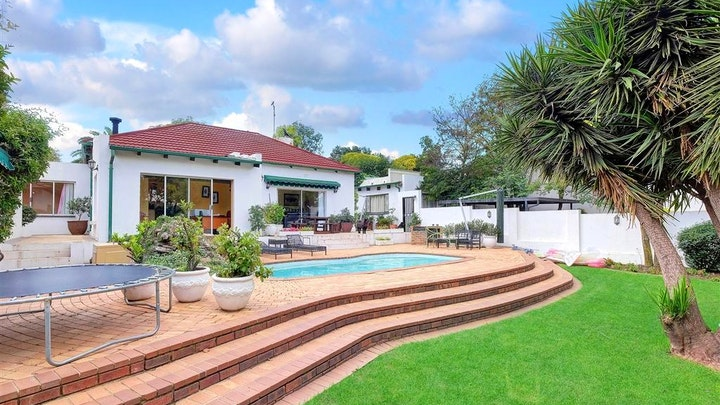 Parktown North Accommodation at Entertainers Dream House | TravelGround