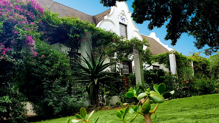 Tulbagh Accommodation at Wittedrift Manor House   TravelGround
