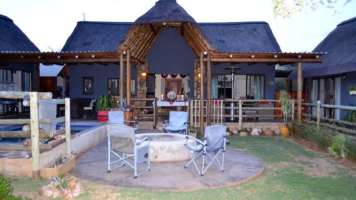 Hoedspruit Accommodation at Thuhlo Guest Lodge | TravelGround