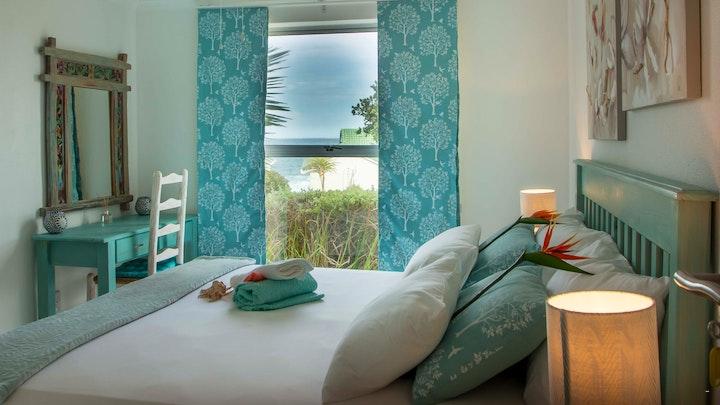 Hermanus Accommodation at On Whale Rock Luxury Sea Apartment | TravelGround