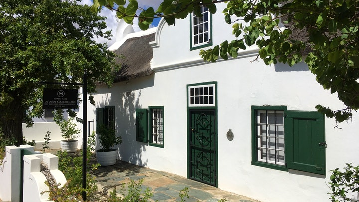 Tulbagh Accommodation at De Oude Bakkerij C1805 - House | TravelGround