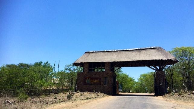 at SANParks Mopani Rest Camp | TravelGround