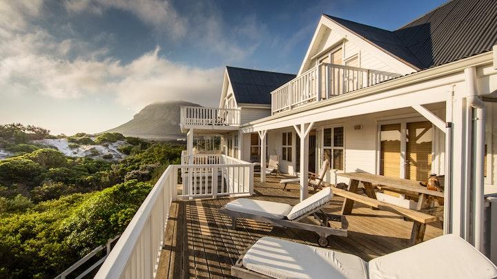 Pringle Bay Accommodation at Beach Haven House | TravelGround