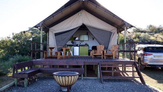 by Lodule Boutique Camping | LekkeSlaap