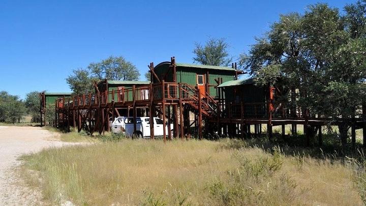 at SANParks Urikaruus Wilderness Camp | TravelGround