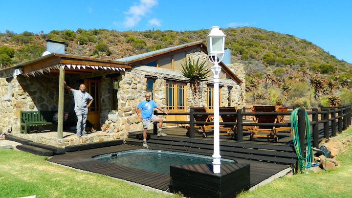 Garden Route Accommodation at El Yolo One | TravelGround