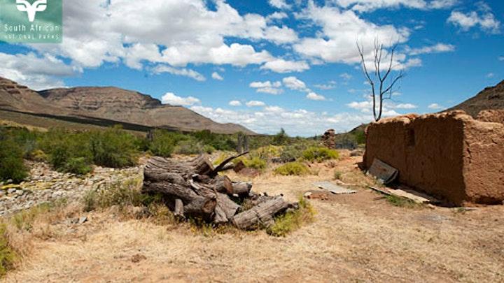at SANParks Oom Rickert se Huis Campsite | TravelGround