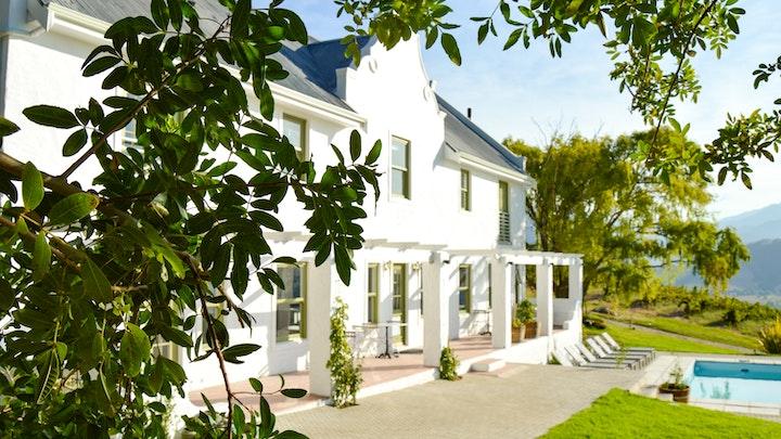 Franschhoek Accommodation at Maison Montage at Dieu Donne Vineyards | TravelGround