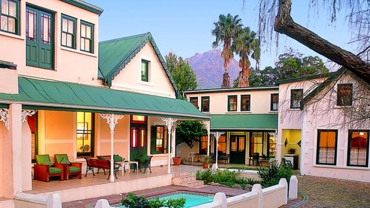 Stellenbosch Central Accommodation at Evergreen Lodge | TravelGround