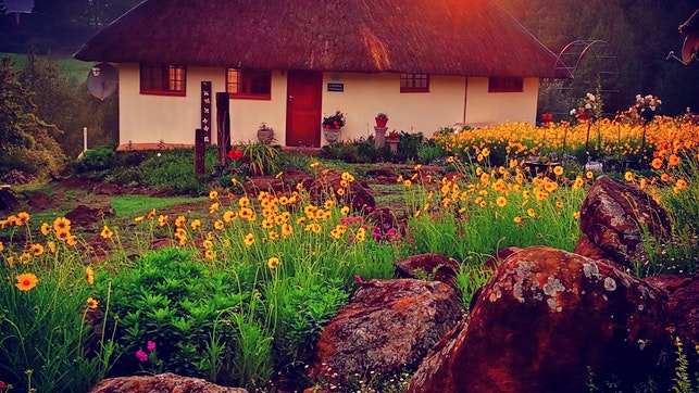 by Otters Den Self-catering Cottages | LekkeSlaap