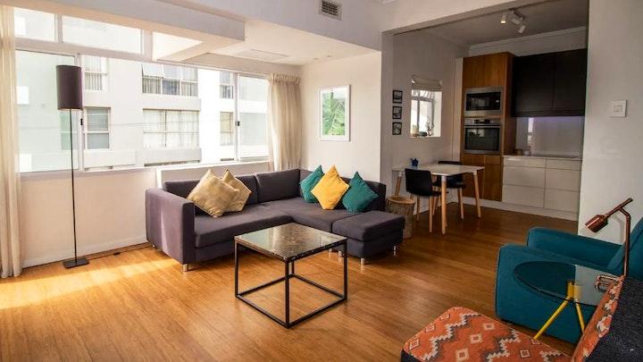 Groenpunt Akkommodasie by Eaton Square Apartment | LekkeSlaap