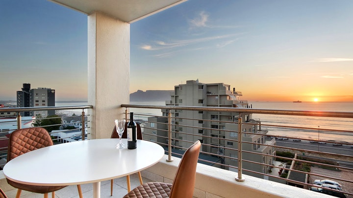 Bloubergstrand Accommodation at Ocean View A603 | TravelGround