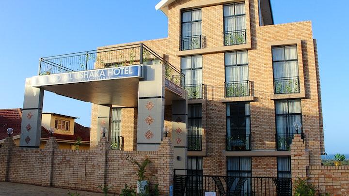 by Royal Ushaka Hotel Morningside | LekkeSlaap