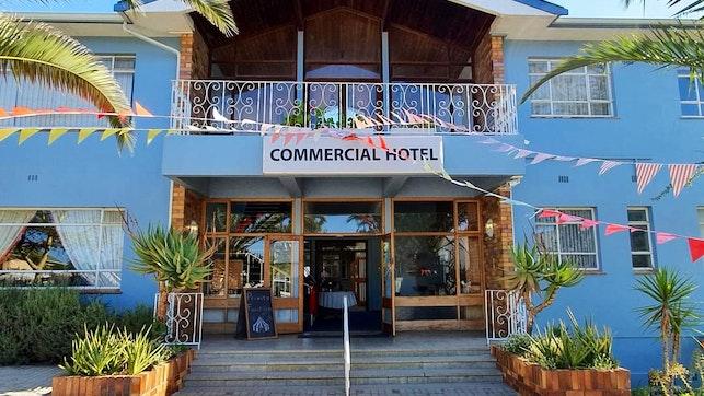 by Commercial Hotel | LekkeSlaap