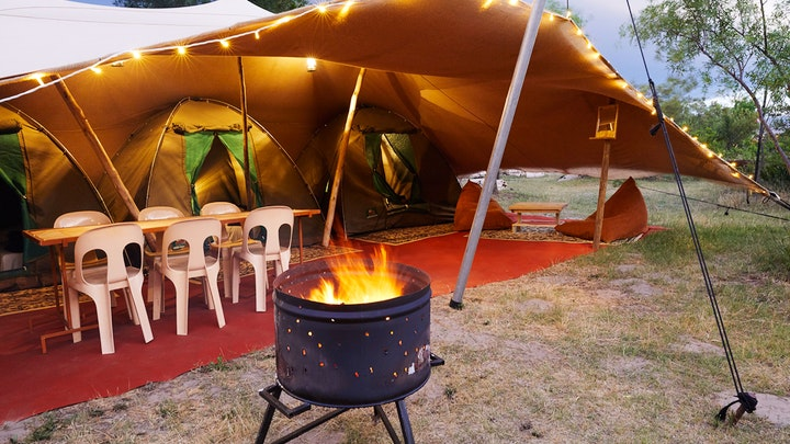 Citrusdal Accommodation at Golden Valley Glamping Villages   TravelGround