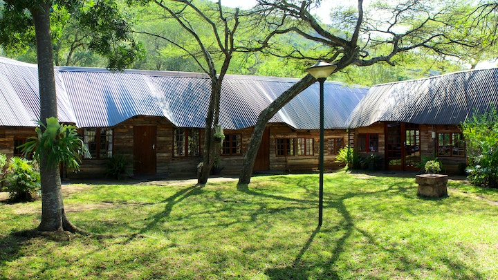 at Goss Game Farm Hill Top Camp | TravelGround