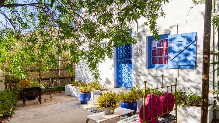 Prince Albert Accommodation at The Artist's Cottage | TravelGround