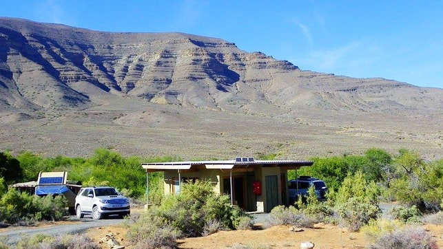 at SANParks Perdekloof Campsite | TravelGround