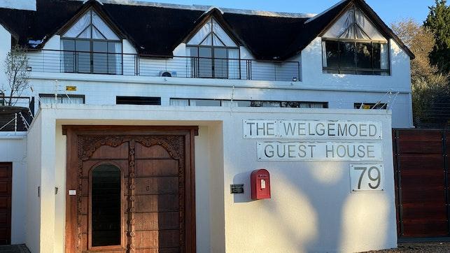 by The Welgemoed Guest House | LekkeSlaap