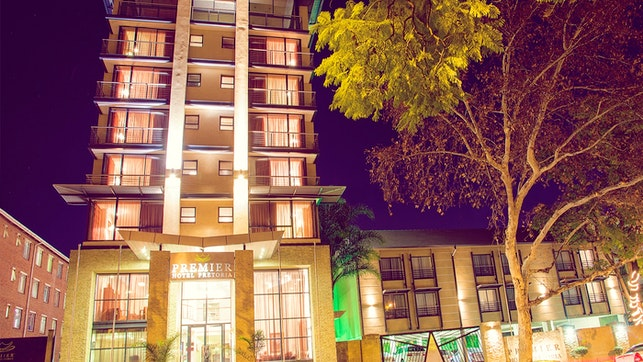 at Premier Hotel Pretoria   TravelGround