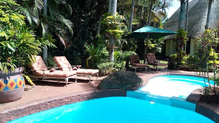 by African Ambience Guest House | LekkeSlaap