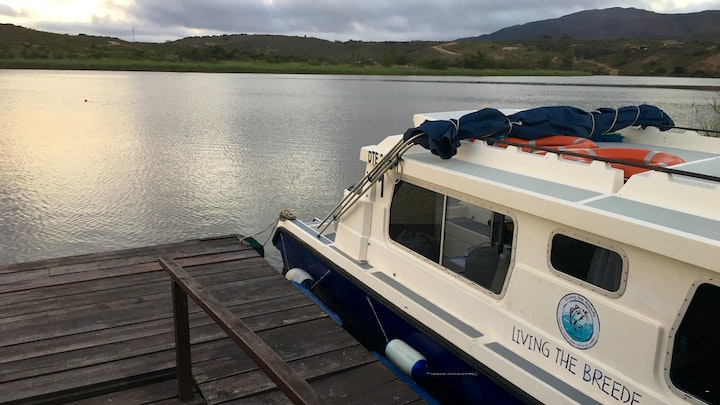 at Living The Breede - Houseboat 1 | TravelGround