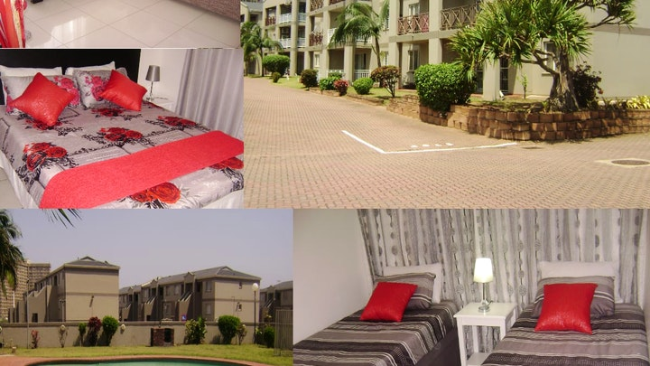 by North Beach Durban Holiday Apartment | LekkeSlaap
