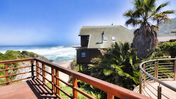 Storms River Accommodation at Igna's House | TravelGround