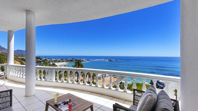 at Clifton Beachfront Magic Apartment   TravelGround