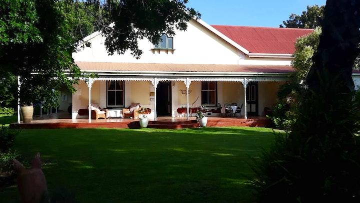 Rawsonville Akkommodasie by Monte Rosa Guesthouse | LekkeSlaap
