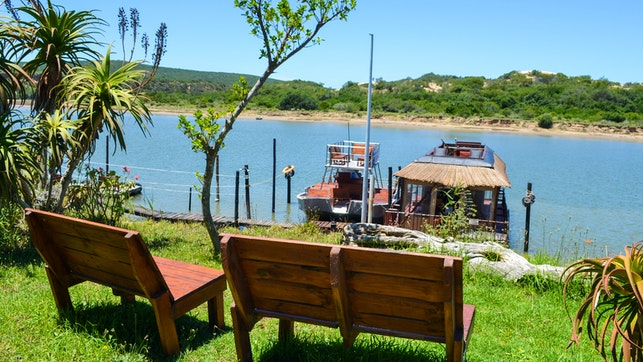 at Maggie May House Boat   TravelGround