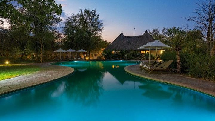 at Mokuti Etosha Lodge | TravelGround