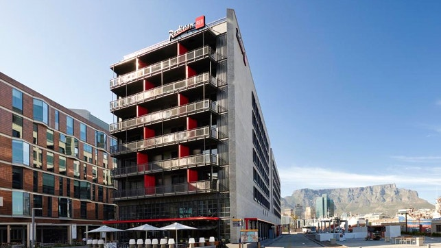 at Radisson Red V & A Waterfront | TravelGround