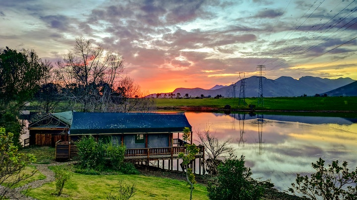 Wilderness Accommodation at 7 Passes Tented Camp | TravelGround
