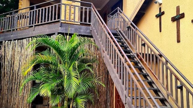 by Palm Inn Guesthouse | LekkeSlaap