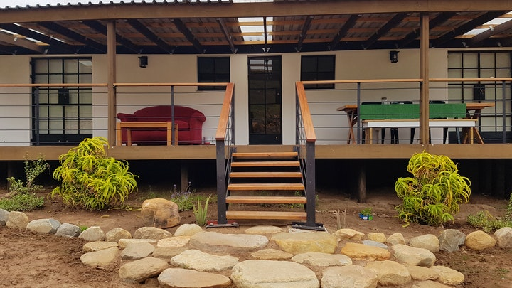 Breede River Valley Accommodation at HoneyDew Cottage | TravelGround