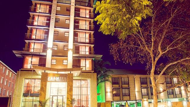 by Premier Hotel Pretoria   LekkeSlaap